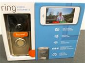 RING Miscellaneous Appliances VIDEO DOORBELL